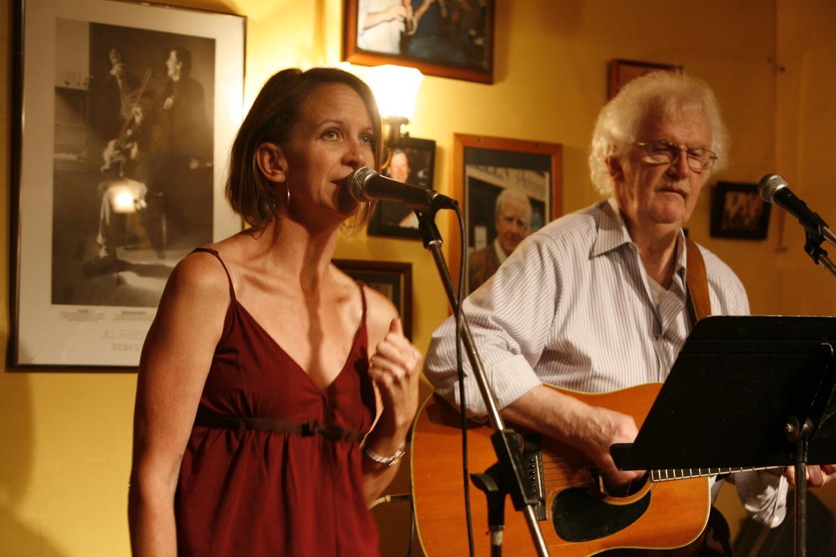 Kevin & Samantha Kennedy at Dora Keogh, Toronto / June 10, 2015