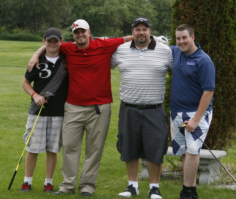 The 2015 Robert Rykaszewski Memorial Golf Classic