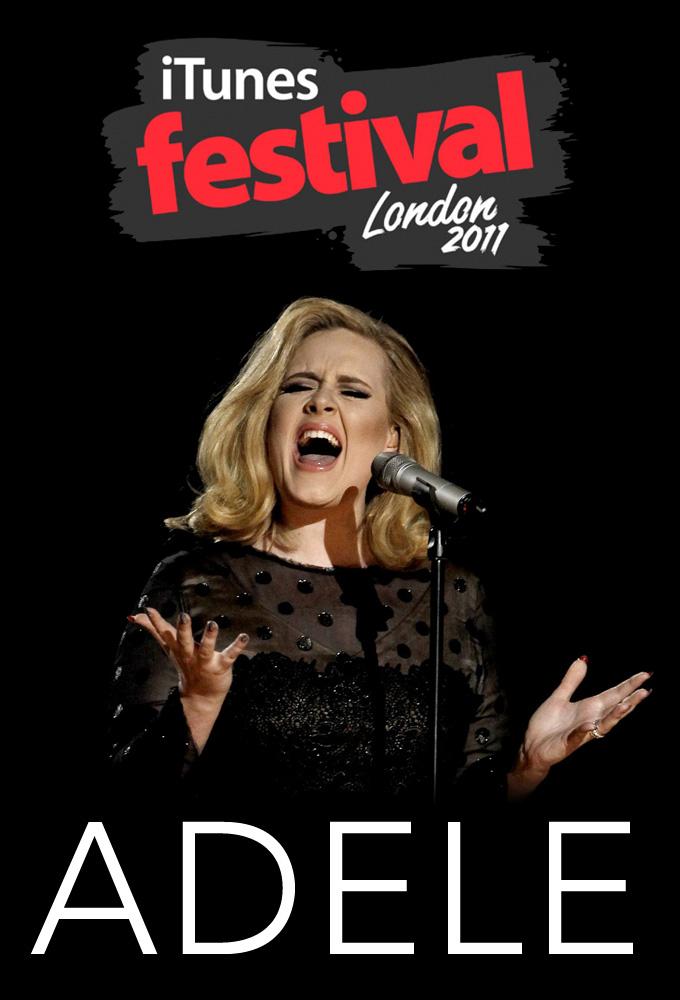 Plex Poster / Cover Art / Adele at iTunes Festival 2011