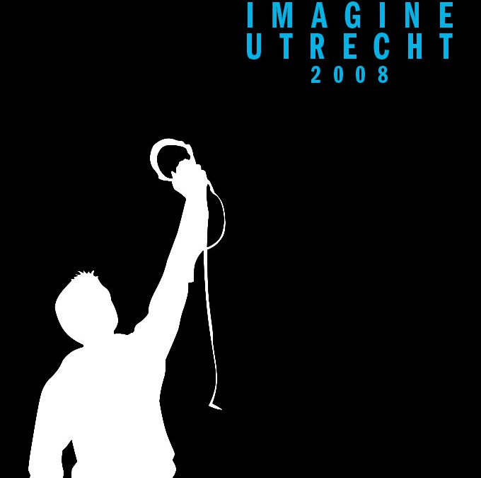 Armin van Buuren Imagine Live from Utrecht 2008 cover art poster