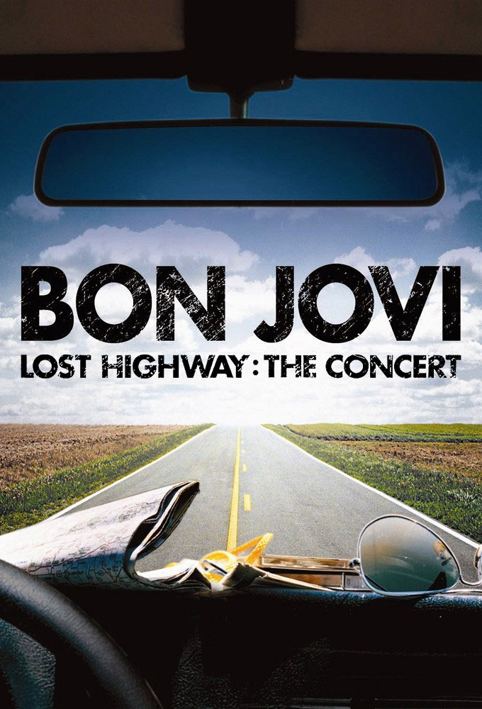 Plex Poster / Cover Art / Bon Jovi, Lost Highway – the Concert