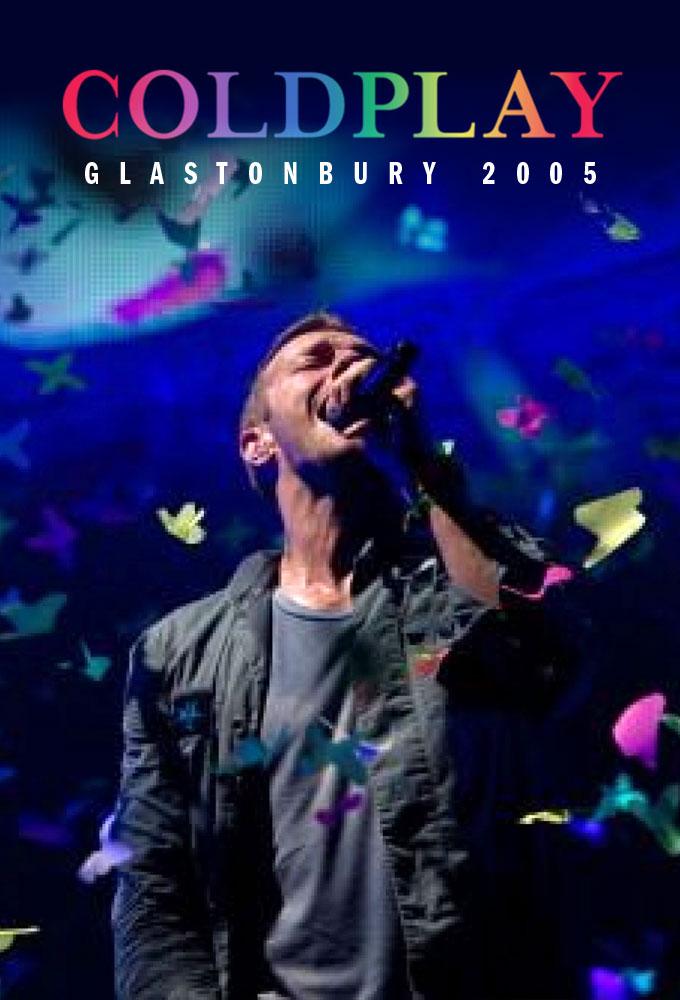 Plex Poster / Cover Art / Coldplay at Glastonbury, 2005