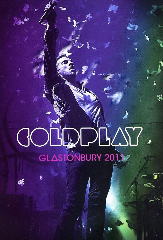 Plex Poster / Cover Art / Coldplay at Glastonbury, 2011