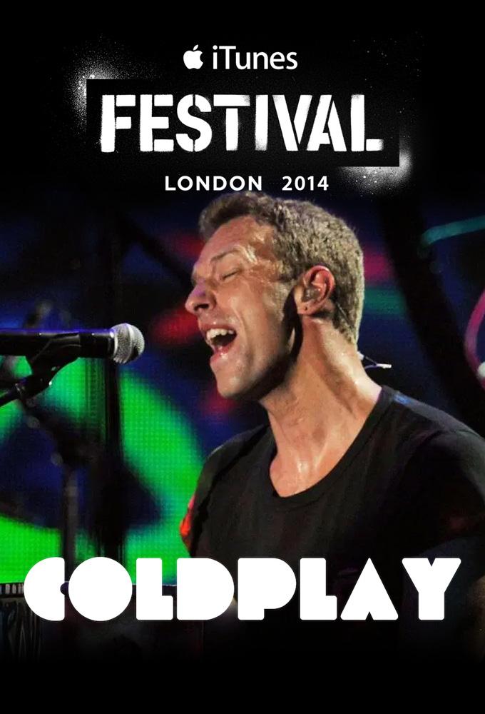 Plex Poster / Cover Art / Coldplay at iTunes Festival 2014