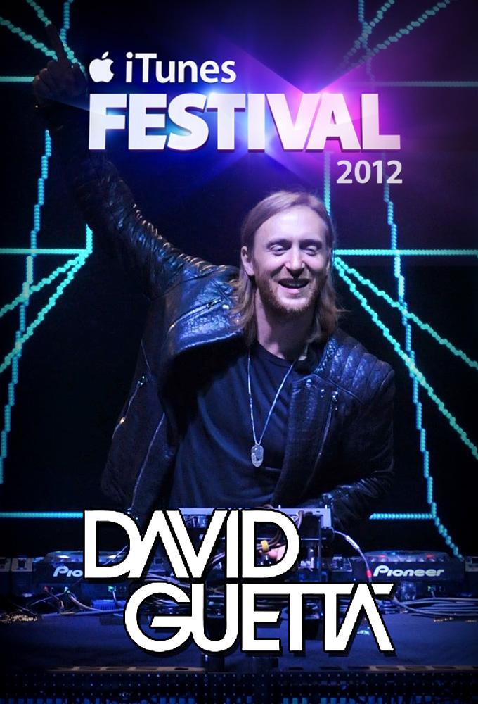 Plex Poster / Cover Art / David Guetta at iTunes Festival 2012