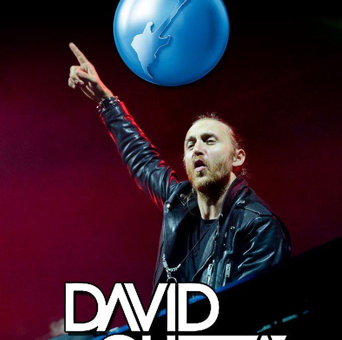 Plex Poster / Cover Art / David Guetta at Rock in Rio 2013
