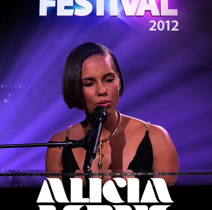 Plex Poster / Cover Art / Alicia Keys at iTunes Festival 2012