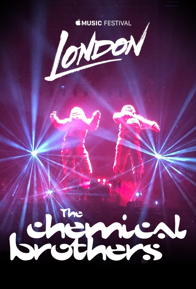 Plex Poster / Cover Art / Chemical Brothers at iTunes Festival 2015