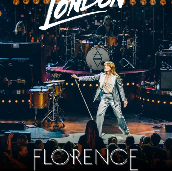 Plex Poster / Cover Art / Florence and the Machine at iTunes Festival 2015
