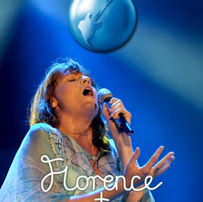 Plex Poster / Cover Art / Florence and the Machine at Rock in Rio 2013