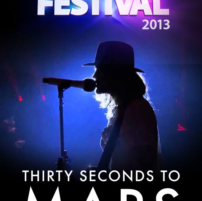 Plex Poster / Cover Art / Thirty Seconds to Mars at iTunes Festival 2013