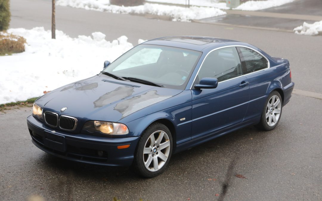 "SOLD: 2000 BMW 323Ci (E46) Sport ""project"""
