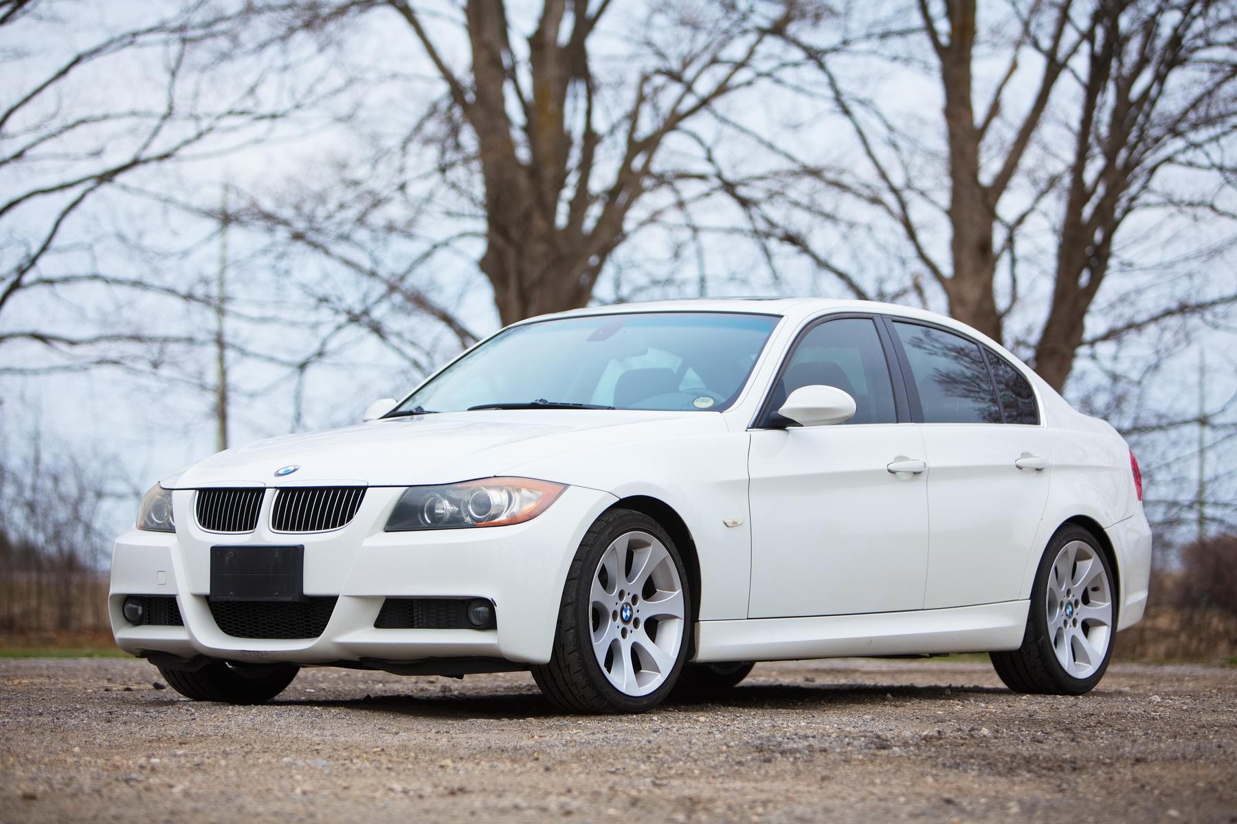 SOLD: 2006 BMW 330i (E90) M Sport